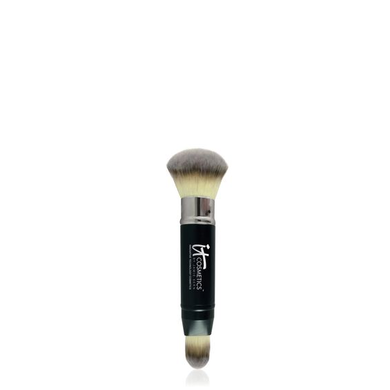 Heavenly Luxe Dual Airbrush Concealer and Foundation Brush