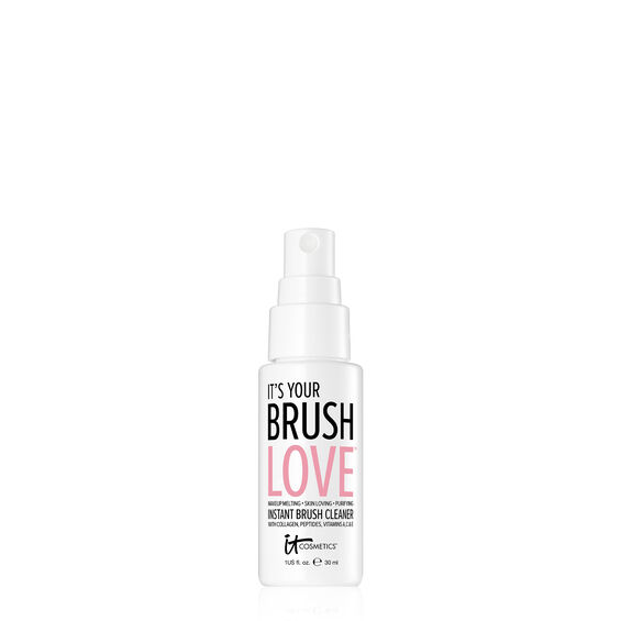 Brush Love Mini - Clean your makeup brushes on the go!