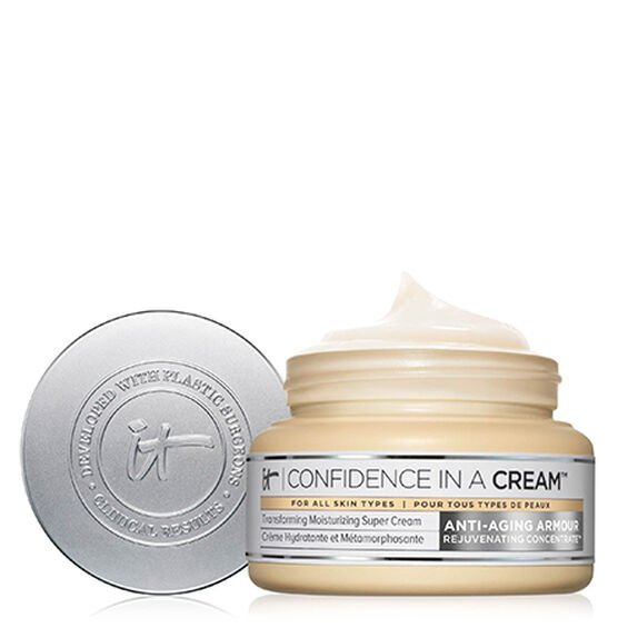Confidence in a Cream Moisturizer