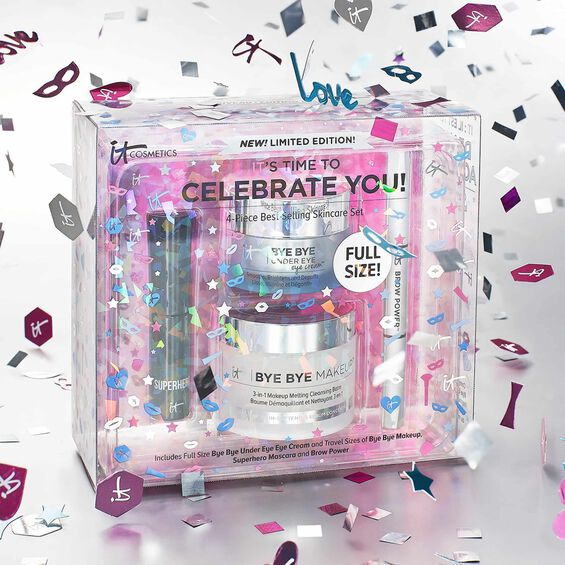 IT's Time to Celebrate You Skincare Set