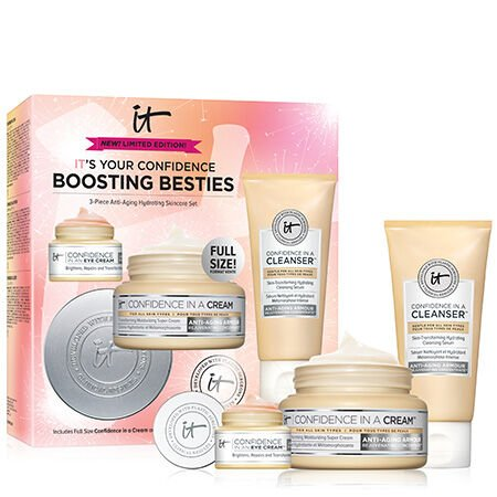 IT's Your Confidence Boosting Besties Skincare Set ($73 VALUE)