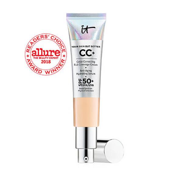 Beauty Story Cc Cream Real Complexion: CC+ Cream SPF 50