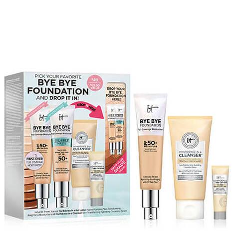 Bye Bye Foundation Custom Kit ($63.50 Value)