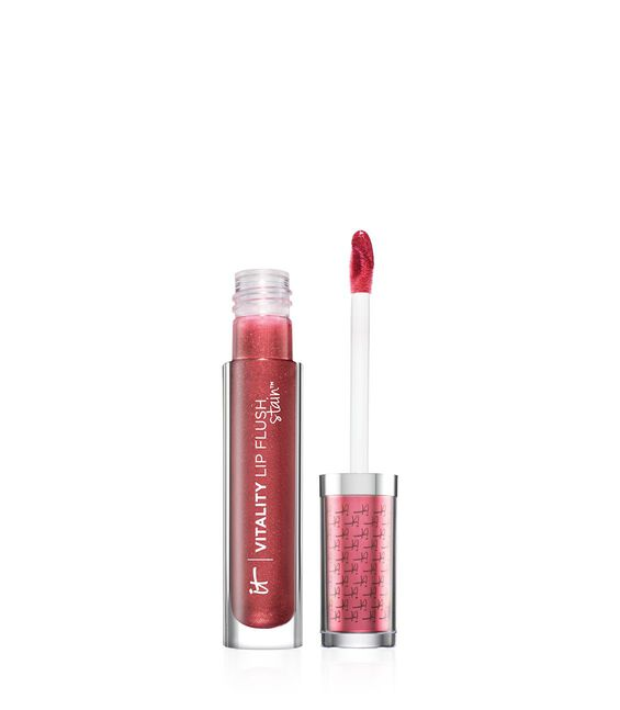 Vitality Lip Blush™ Hydrating Gloss Stain Inspiring Red Category