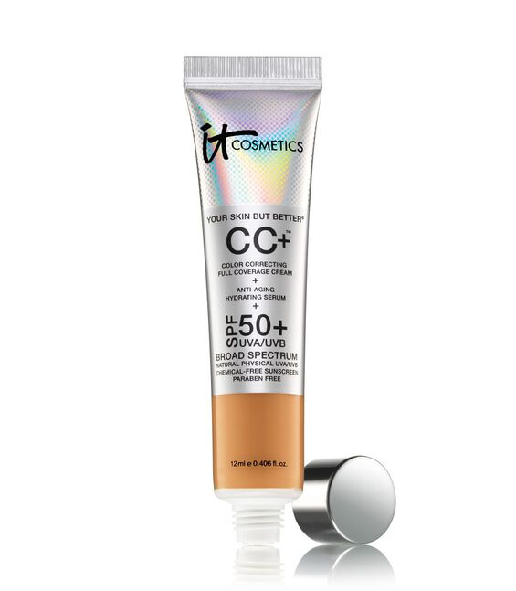 Your Skin But Better CC+ Cream with SPF 50+ Tan Main Image