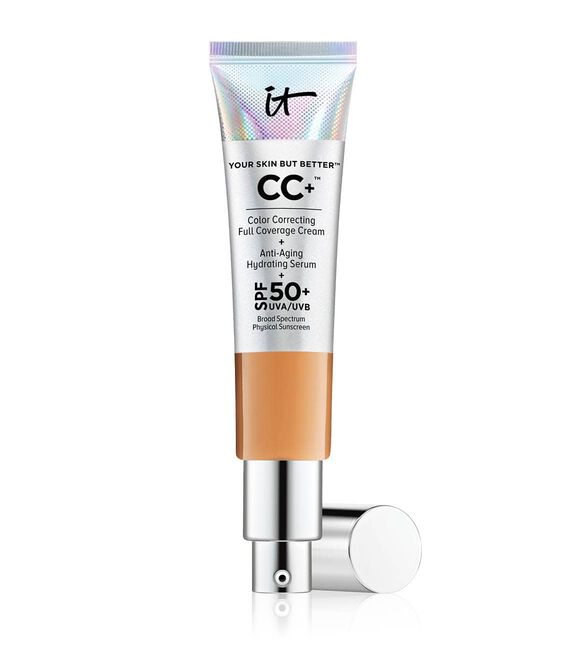 Your Skin But Better™ CC+™ Cream with SPF 50+ Tan Main Image
