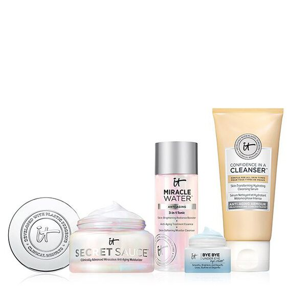 IT's Your Life-Changing Skincare Gift Set ($100 value)