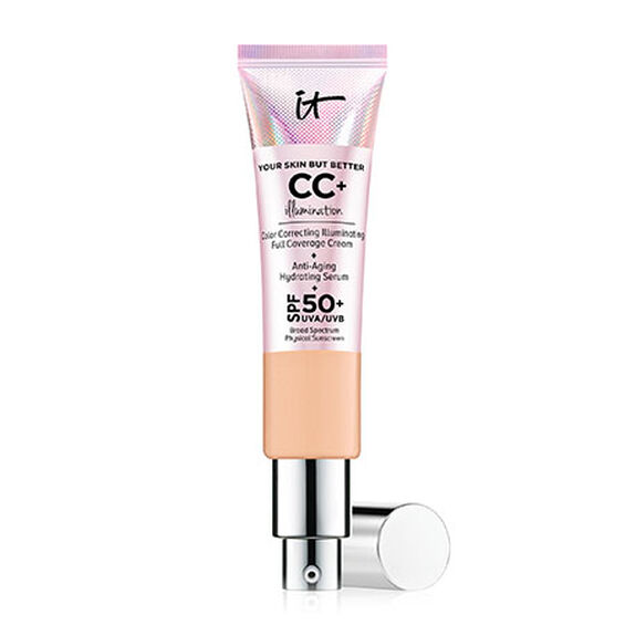 Your Skin But Better CC+ Cream Illumination with SPF 50+