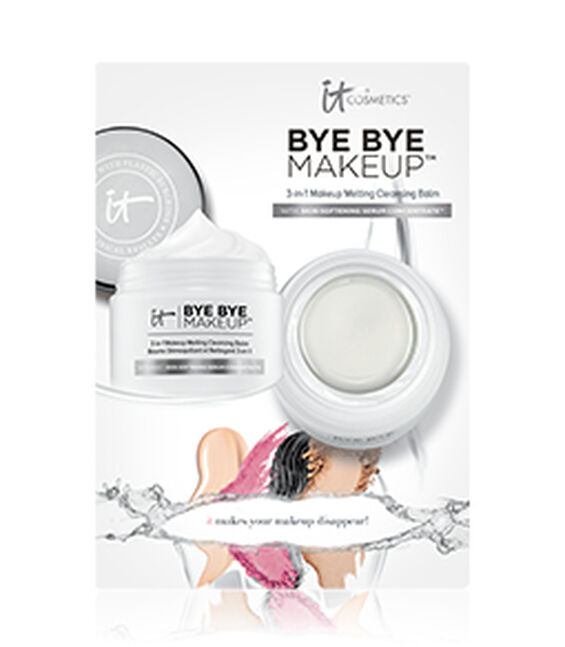 Sample: Bye Bye Makeup™ 3-in-1 Makeup Melting Balm