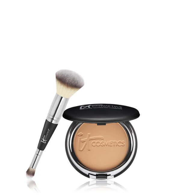 Celebration Foundation Confidence in a Compact  Duo Tan
