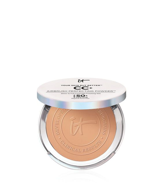 Your Skin But Better CC+ Airbrush Perfecting Powder SPF 50+ Rich Category