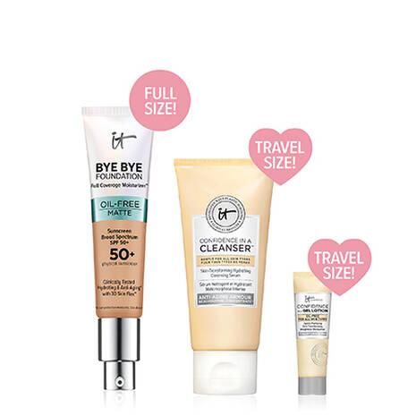 Bye Bye Foundation Oil-Free Matte Custom Kit ($63.50 Value)