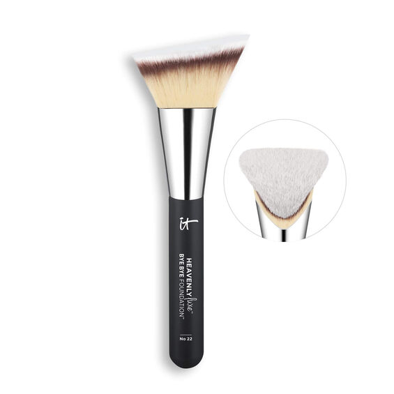 Heavenly Luxe Bye Bye Foundation Brush #22