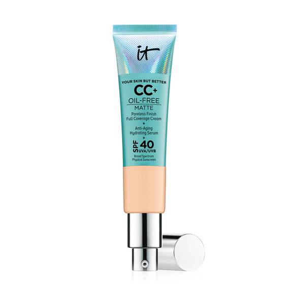 Your Skin But Better Cc Cream Oil Free Matte With Spf