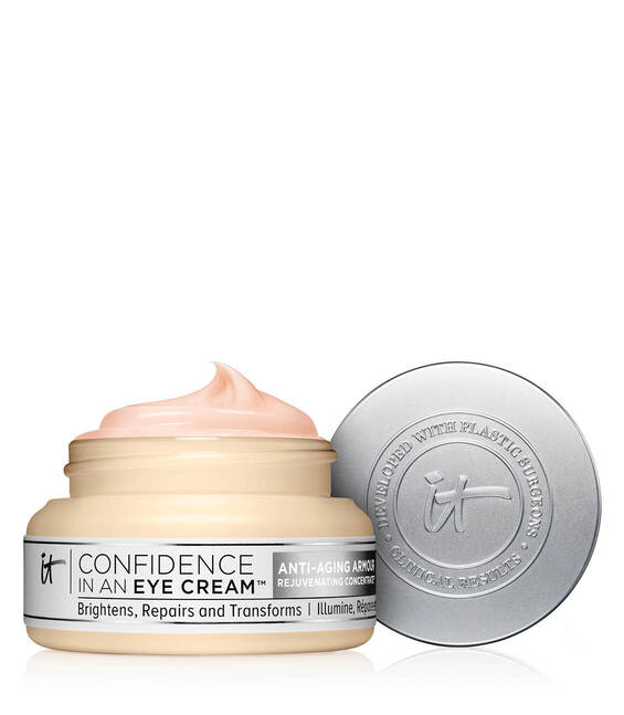 Confidence In An Eye Cream It Cosmetics