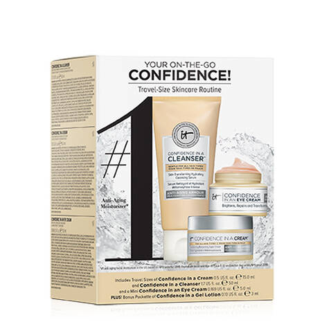 Your On-The-Go Confidence! Skincare Value Set ($43 Value)