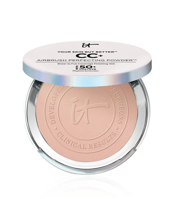 Your Skin But Better CC+ Airbrush Perfecting Powder SPF 50+ Medium (Most Popular) Main