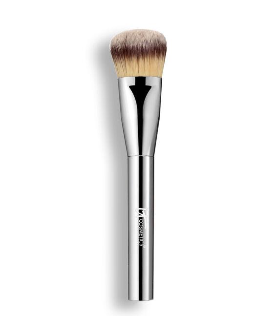 paddle brush makeup. heavenly luxe™ plush paddle foundation brush makeup i