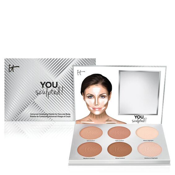 You Sculpted!™ Universal Contouring Palette for Face and Body