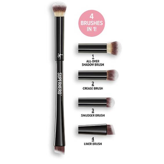 Makeup Brushes For Natural Skin Loving Beauty It Cosmetics