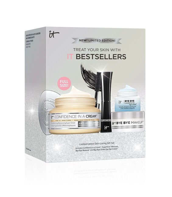 Treat Your Skin With IT Bestsellers ($81 Value)