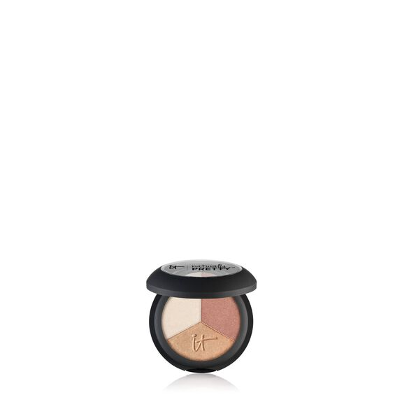 Naturally Pretty Eyeshadow Trio Pretty in Amber Main