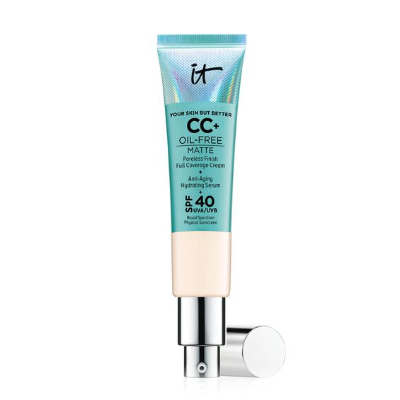 Your Skin But Better CC+ Cream Oil-Free Matte with SPF 40