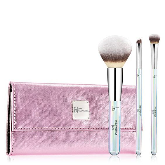 Heavenly Luxe Beautiful Basics Makeup Brush Set and Case ($80 value)