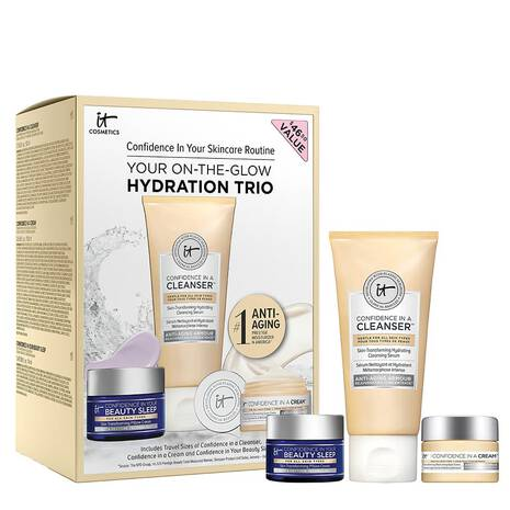 Your On-The-Glow Hydration Trio ($46.50 Value)