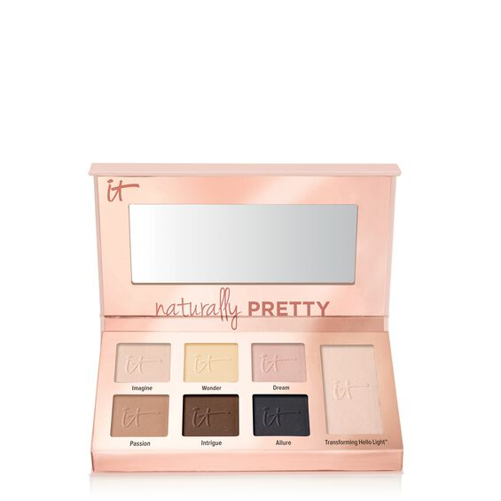 Naturally Pretty Essentials™ Matte Luxe Transforming Eyeshadow Palette Main Image