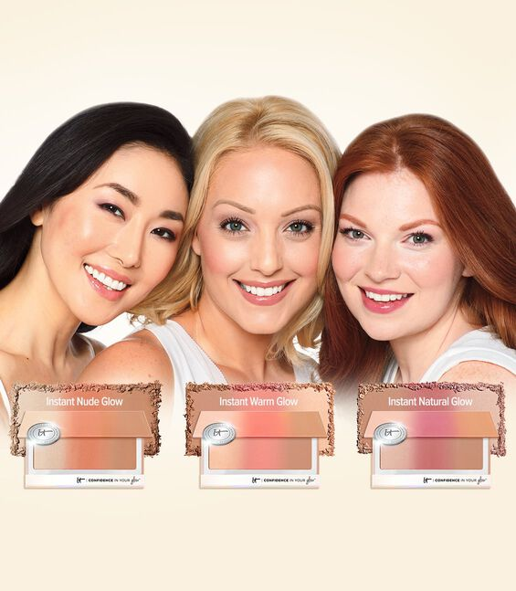 Confidence in Your Glow™ Faces