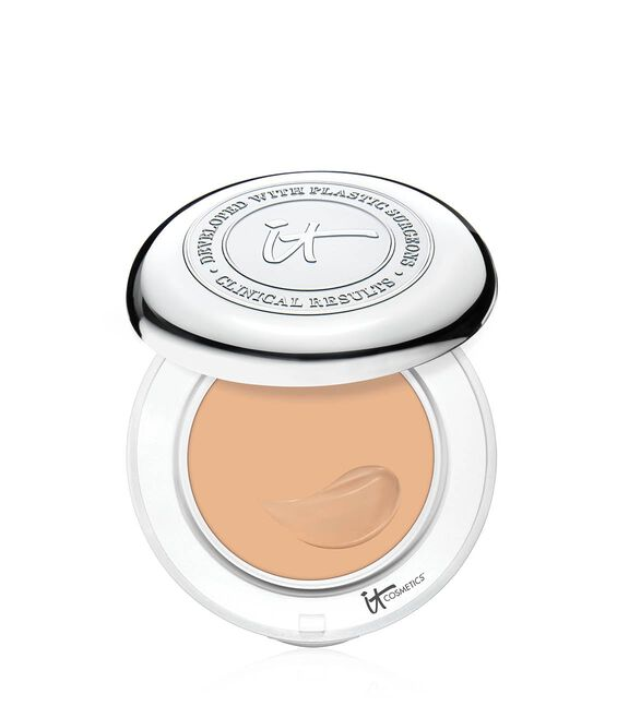 Confidence in a Compact™ Full Coverage Solid Super Serum Foundation Medium-Tan Main Image