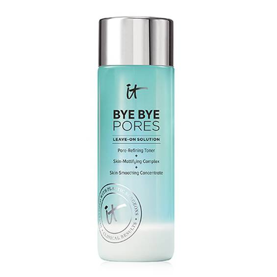 Bye Bye Pores Leave On Solution It Cosmetics