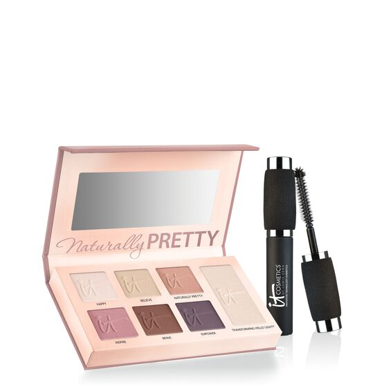 Limited Edition Naturally Pretty Must-Haves with Bonus Hello Lashes™ Mascara Mini