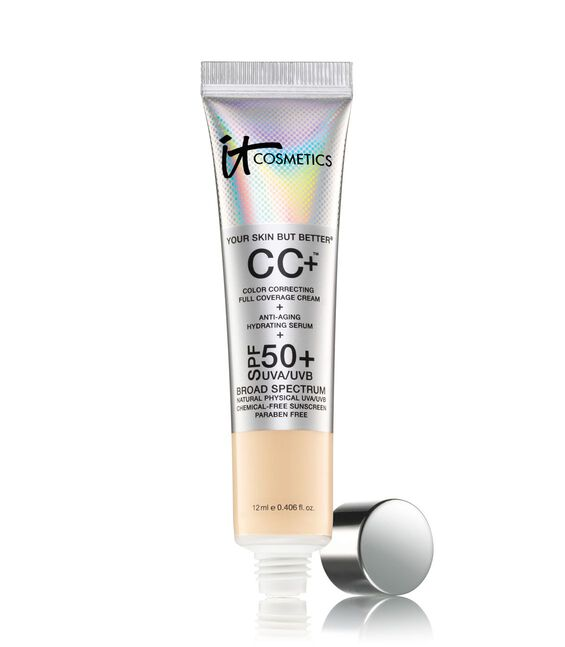 Beauty Story Cc Cream Real Complexion: Your Skin But Better™ CC+™ Cream With SPF 50+ Travel Size