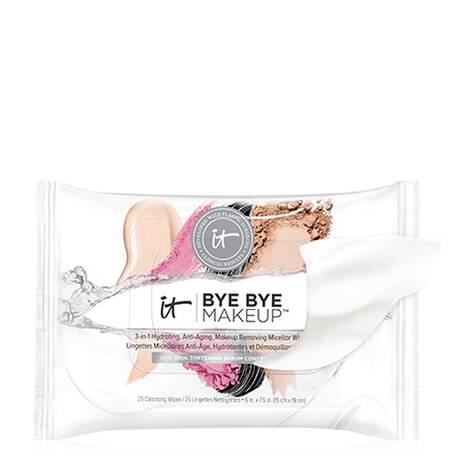 Bye Bye Makeup 3-in-1 Wipes - 25ct