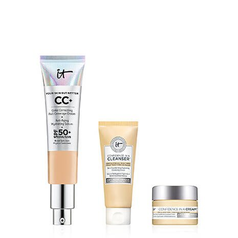 Prep & Perfect Your Skin With IT! Custom Kit ($48 Value)