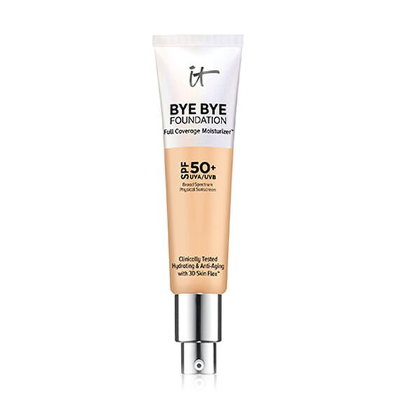 Bye Bye Foundation Full Coverage Moisturizer™ with SPF 50+