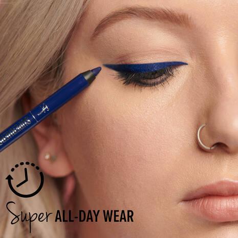 Superhero No-Tug Sharpenable Gel Eyeliner