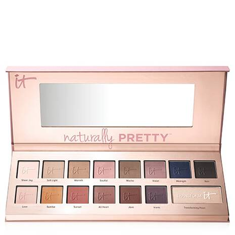 Naturally Pretty™ Matte Luxe Transforming Eyeshadow Palette