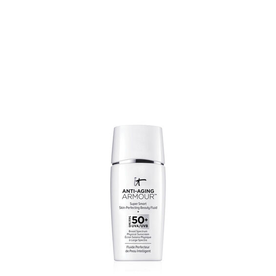 Anti-Aging Armour Super Smart Skin-Perfecting Beauty Fluid + SPF 50+ UVA/UVB Broad Spectrum Physical Sunscreen Main Image
