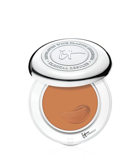 Confidence in a Compact™ Full Coverage Solid Super Serum Foundation Rich Main Image