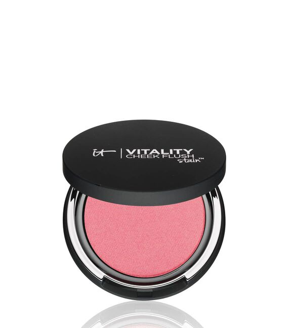 Vitality Cheek Flush Powder Blush Stain - Matte Sweet Apple Main