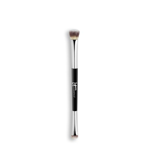 Heavenly Luxe® No-Tug® Dual Eyeshadow Brush #5 Main