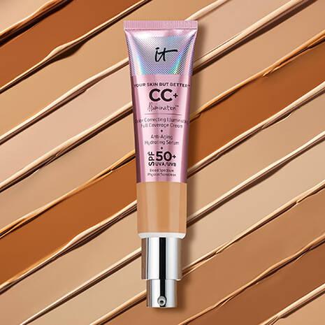 CC+ Cream Illumination with SPF 50+