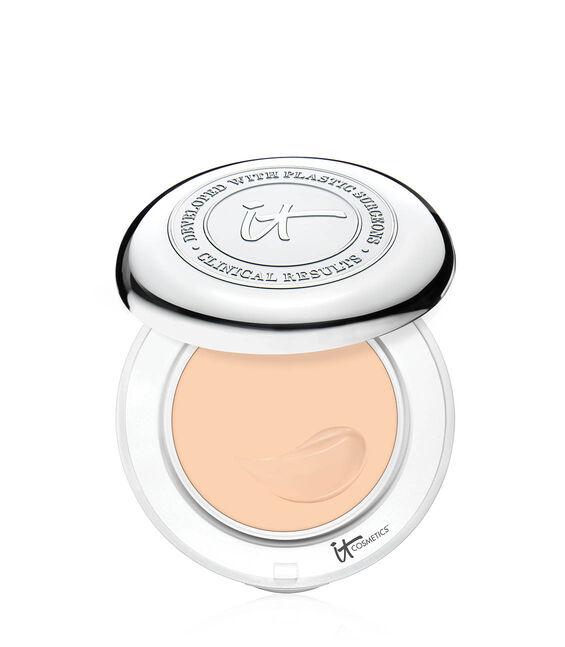 Confidence in a Compact™ Full Coverage Solid Super Serum Foundation Light Main Image