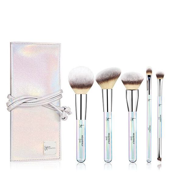 Heavenly Luxe Must-Haves! Makeup Brush Set & Travel Case ($168.50 value)