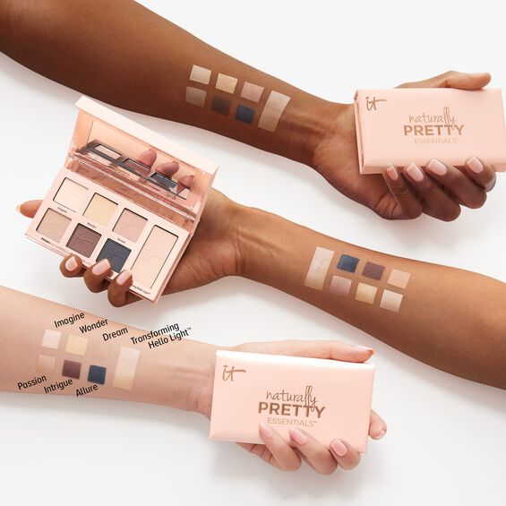 Naturally Pretty Essentials™ Matte Luxe Transforming Eyeshadow Palette