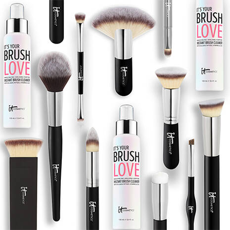 IT's Your Brush Love Makeup Brush Cleaner