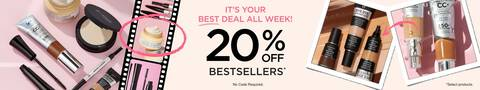 This week only! 20% off Best Sellers | No code required